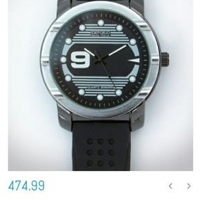 Emporio watch for men
